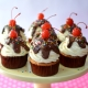 Cupcakes Banana-Split