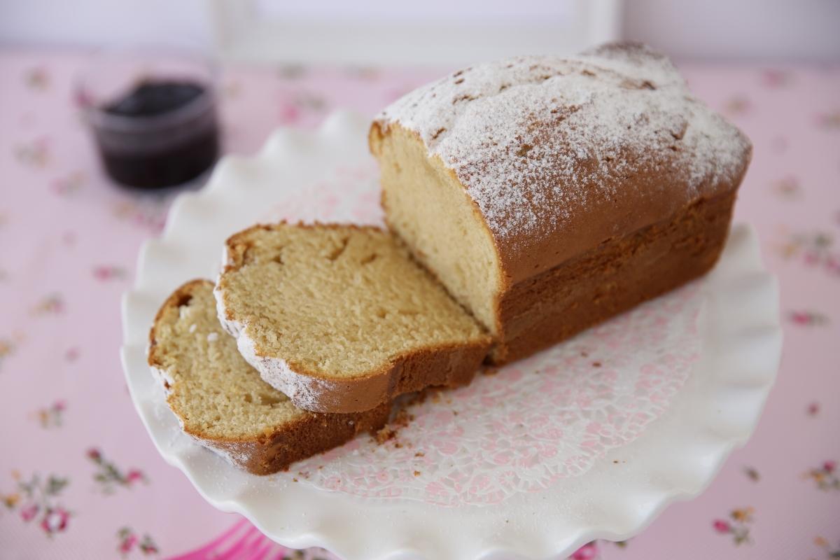 Κλασικό κέικ βανίλιας