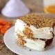 Υγιεινό και αρωματικό κέικ καρότου