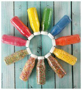 Δώσε χρώμα & χαρά στα γλυκά σου!