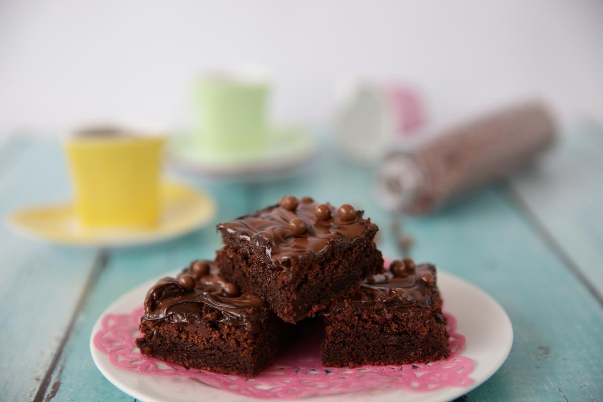 To απόλυτο Σοκολατένιο Brownies