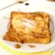 Αυγοφέτες με κρέμα λεμονιού & καραμέλα