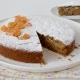 Νηστίσιμο κέικ μήλου με μπαχαρικά