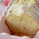Ανάλαφρο κέικ με γιαούρτι και λεμόνι