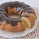 Αρωματικό κέικ με μπανάνα, χωρίς ζάχαρη